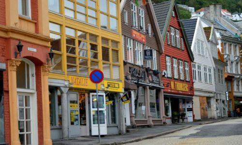 Zdjęcie NORWEGIA / zach Norwegia / Bergen / Bergen