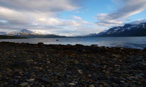 Zdjęcie NORWEGIA / Laponia / - / a fiordy to mi z ręki jadły:)