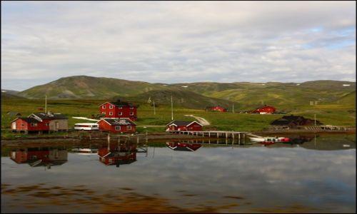Zdjecie NORWEGIA / norweski okręg Finnmark / Nordkapp / ...
