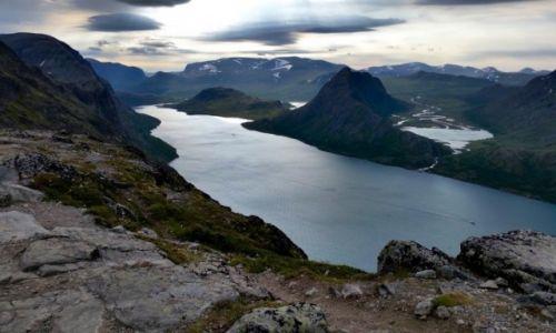 Zdjęcie NORWEGIA / Oppland / Jotunheimen / BESSEGGEN