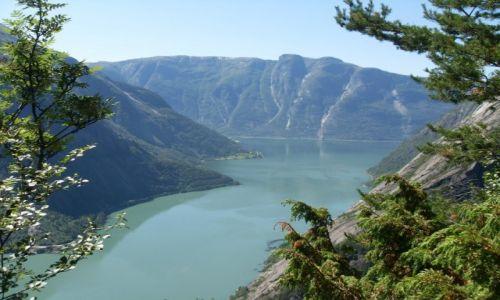 Zdjecie NORWEGIA / - / Eidfjord / Eidfjord