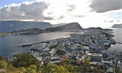 NORWEGIA /  Møre og Romsdal / Ålesund / Ålesund