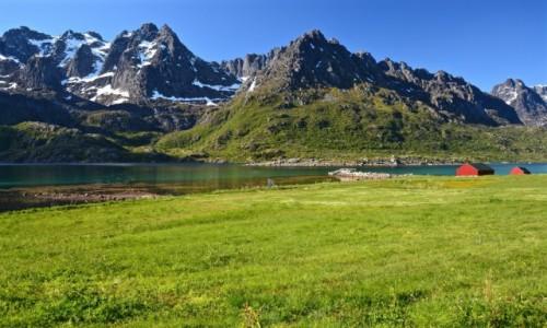NORWEGIA / Nordland / Lofoty / po drodze...