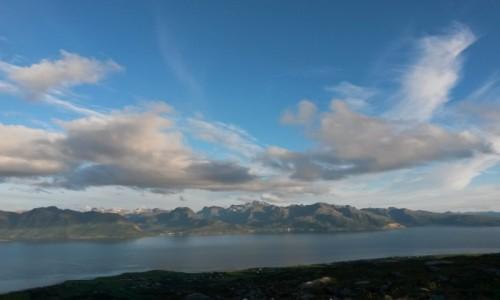 Zdjecie NORWEGIA / p�nocna Norwegia / Sortland / wyprawa ko�o So