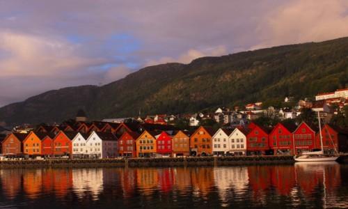 Zdjęcie NORWEGIA / Bergen / Bergen / Bergen