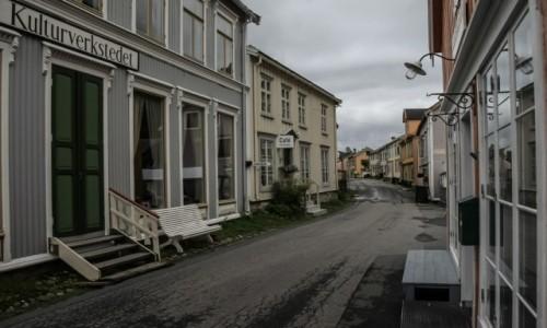 Zdjecie NORWEGIA / p�n. Norwegia / Mosjøen / Mosjøen