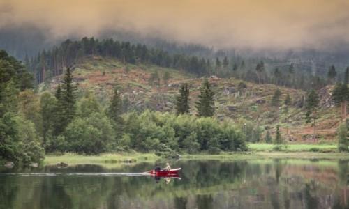 NORWEGIA / płn. Norwegia / płn. Norwegia / Popołudniowy relaks