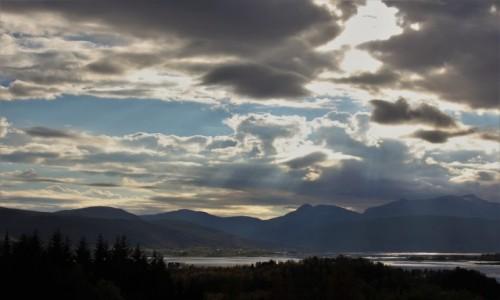 Zdjecie NORWEGIA / Troms / Droga / Droga na Lofoty