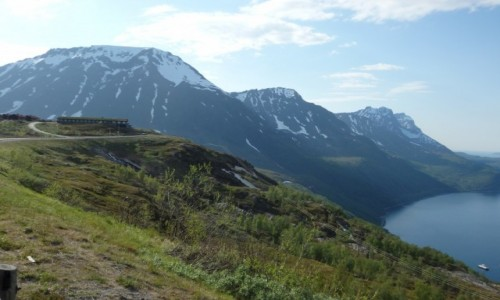 NORWEGIA / Norwegia północna / Norwegia północna / Północne lato