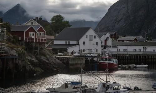 Zdjecie NORWEGIA / p�n. Norwegia / p�n. Norwegia / B�dzie pada�...