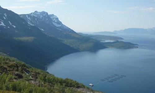 Zdjecie NORWEGIA / Norwegia p�nocna / mi�dzy Alt� , a Lofotami / P�nocne lato