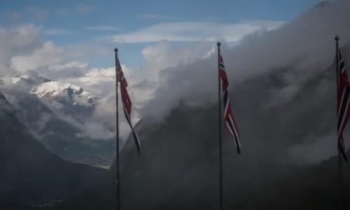 Zdjęcie NORWEGIA / płn. Norwegia / płn. Norwegia / żeby się nie pomylić....;)
