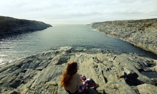 Zdjecie NORWEGIA / Hordaland / Bergen - okolice / Morze północne