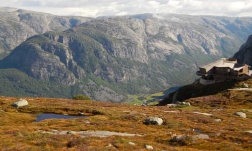 Zdjęcie NORWEGIA / -Stavanger / Fiordy / Fiordy