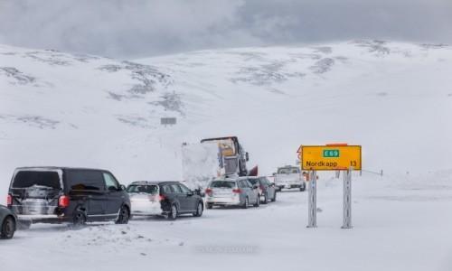 Zdjęcie NORWEGIA / Finnmark / Nordkapp / Początek końca świata