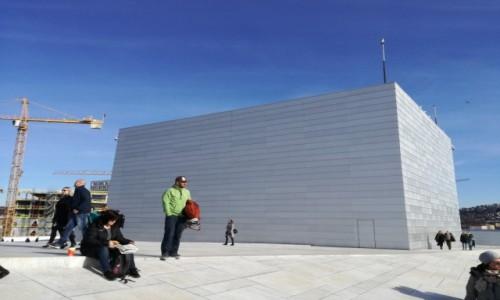 Zdjecie NORWEGIA / - / Oslo Opera. / Nowy wymiar Opery.