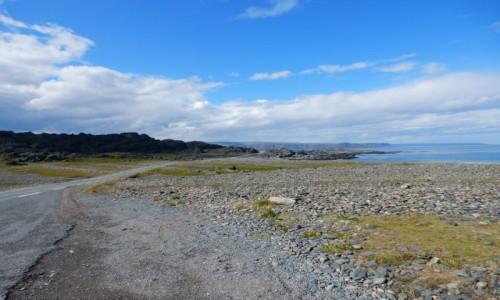 Zdjecie NORWEGIA / Półwysep Varanger / W drodze do Hamningberg / Północ Norwegii