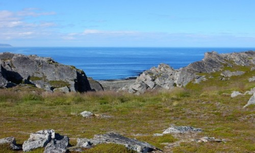 Zdjecie NORWEGIA / Varanger / Hamningberg / Północ Norwegii