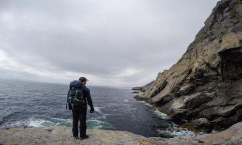 Zdjecie NORWEGIA / Flekkefjord / Brufjell / Droga na Brufjell