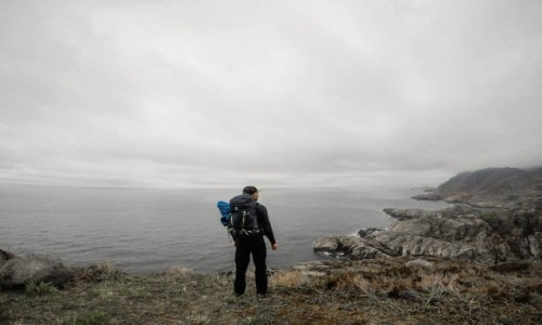 Zdjecie NORWEGIA / Flekkefjord / Brufjell / Droga na Brufjell_2