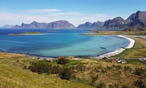 NORWEGIA / Moskenesøy / Røren / Lofoty