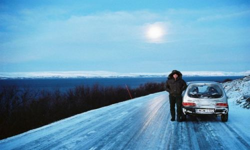 Zdjecie NORWEGIA / Region morza barentsa. / Droga na Gamvik / Moja arktyczna włóczęga