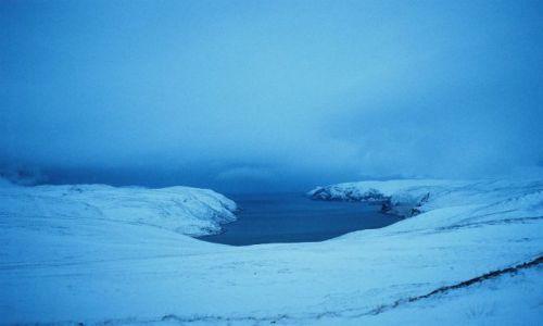 Zdjęcie NORWEGIA / Morza Barentsa / Okolica Nordkappu / FIORD