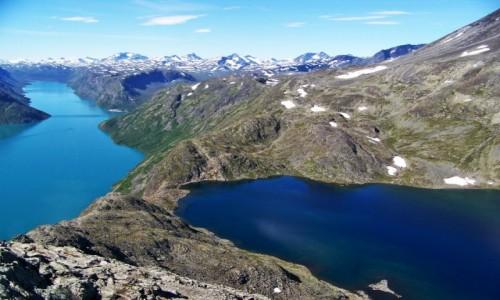 Zdjęcie NORWEGIA / Jotunheimen / Besseggen / Besseggen  2