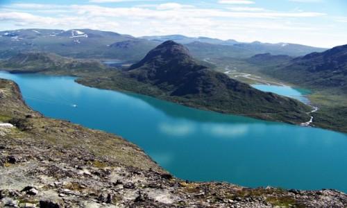 Zdjęcie NORWEGIA / Jotunheimen / Besseggen / Besseggen  3