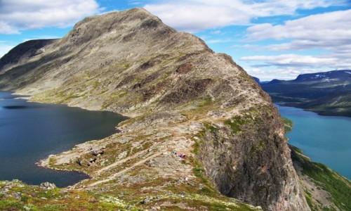 Zdjecie NORWEGIA / Jotunheimen / Besseggen / Besseggen  4