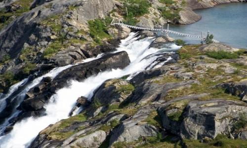NORWEGIA / Nordland / Park Narodowy Rago / Rago