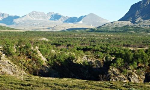 Zdjęcie NORWEGIA / Rondane / Rondane / Cisza nocna ma tu inny wymiar