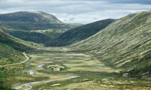 Zdjecie NORWEGIA / Rondane / Rondane / Nasycanie zmysłów przy południowej kawie