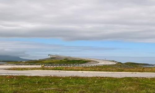 Zdjecie NORWEGIA / Norwegia / Atlantic Ocean Road / Atlantic Ocean Road