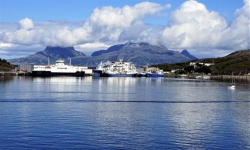 Zdjecie NORWEGIA / Østfold / Moss / Port