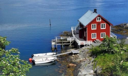 Zdjęcie NORWEGIA / Lofoty / Å  / Taki chciałbym mieć...