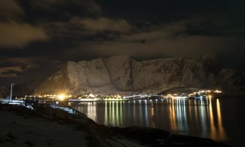Zdjęcie NORWEGIA / Lofoty zachodnie / Lofoty zachodnie / Światła północy