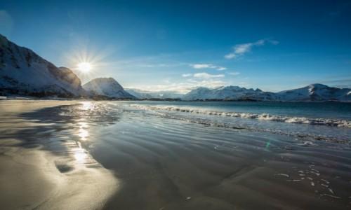Zdjęcie NORWEGIA / Lofoty zachodnie / Lofoty zachodnie / Lofoty zimą