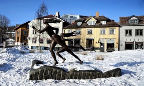 Zdjecie NORWEGIA / Troms / Tromsø / Sport to zdrowie