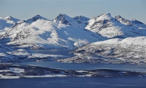 Zdjęcie NORWEGIA / Troms / Tromsø / Trzeba będzie wybrać się tam latem