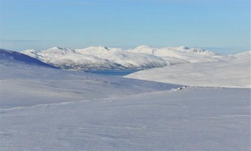Zdjecie NORWEGIA / Troms / Tromsdalen / Barwy Arktyki