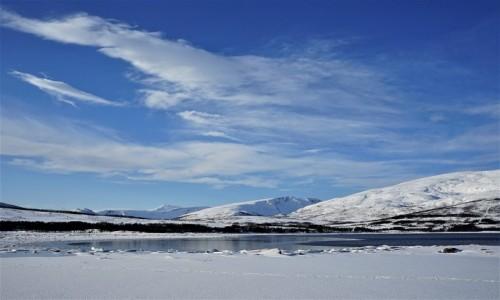 Zdjecie NORWEGIA / Troms / Kvaløya  / Cisza