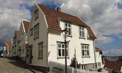 Zdjecie NORWEGIA / Norwegia południowo zachodnia / Stavanger / architektura Stavanger