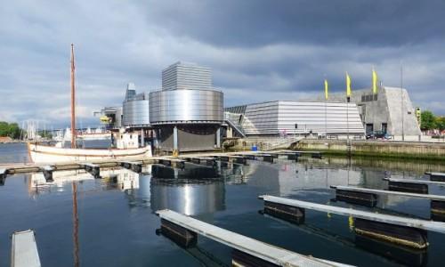 Zdjecie NORWEGIA / Norwegia południowo - zachodnia / Stavanger / muzeum ropy naftowej