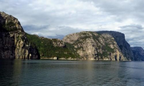 Zdjęcie NORWEGIA / Norwegia południowo - zachodnia / Lysefjord / Lysefjord
