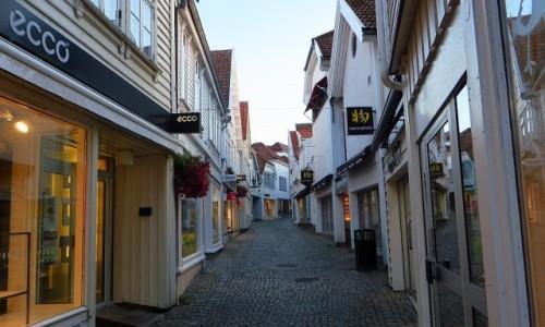 Zdjęcie NORWEGIA / Norwegia południowo - zachodnia / Stavanger / białe noce