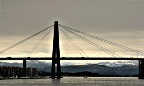 Zdjecie NORWEGIA / Zachodnia Norwegia / Stavanger / Wypływając