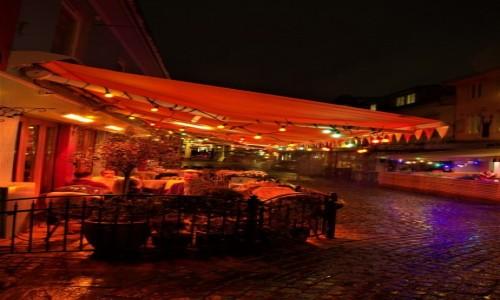 Zdjecie NORWEGIA / Stavanger / kawiarnia w Stavnger / Jak u van Gogha