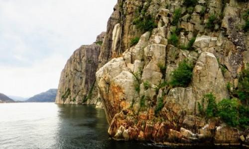 Zdjęcie NORWEGIA / Norwegia południowo zachodnia / Lysefjord / Lysefjord