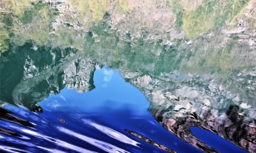 Zdjecie NORWEGIA / Zachodnia Norwegia / Rejs po Lysefjordzie / Odbicie 3